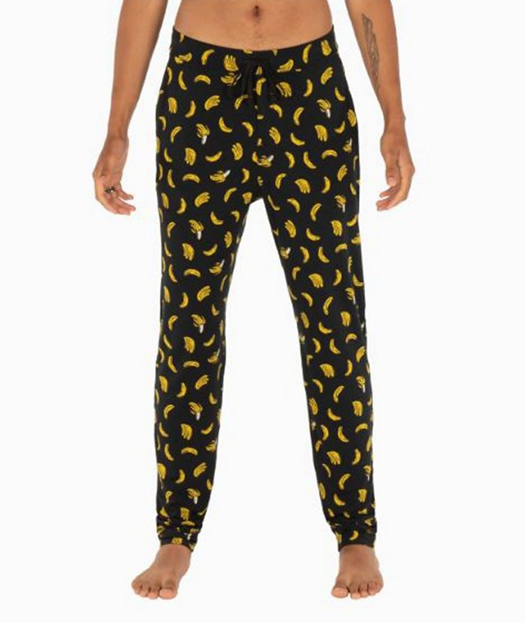 Snooze Banana Stretch-Modal Pants image 0