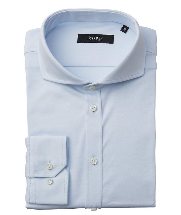 Stretch Cotton Shirt picture 1