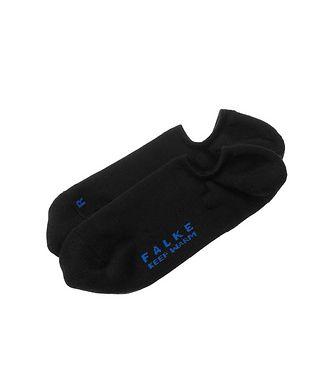 FALKE Keep Warm Merino-Blend Invisible Sneaker Socks