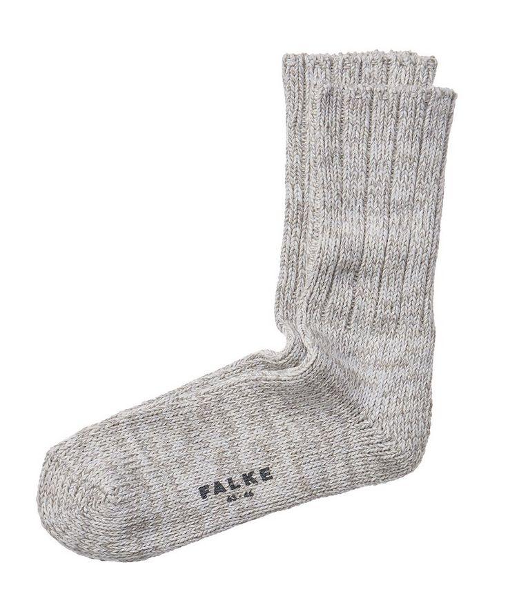 Chaussettes en tricot de coton image 0