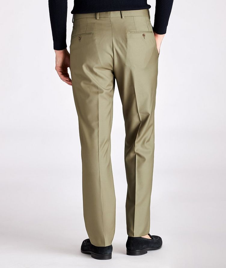 Contemporary-Fit Wool Dress Pants image 1