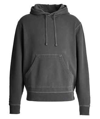 Officine Generale Olivier Pigment-Dyed Hoodie