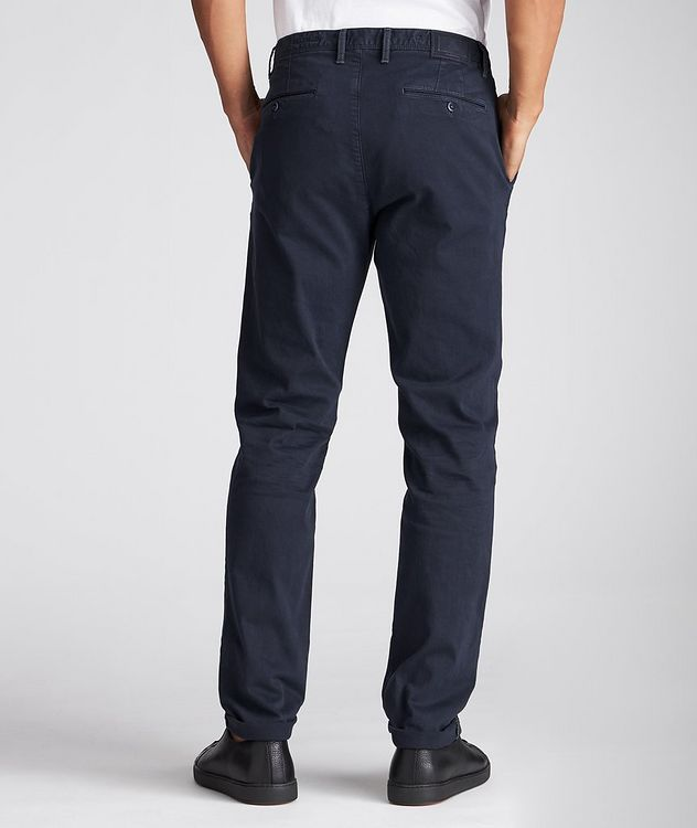 Luxury T400 Slim Fit Pants picture 2