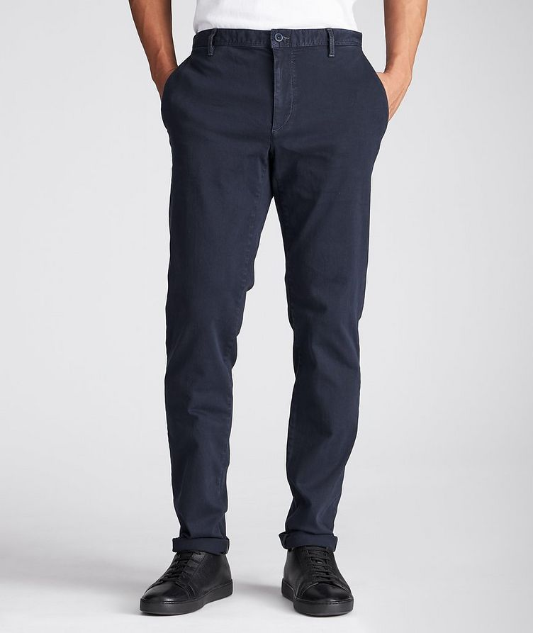 Luxury T400 Slim Fit Pants image 0