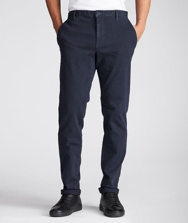 Luxury T400 Slim Fit Pants picture 1