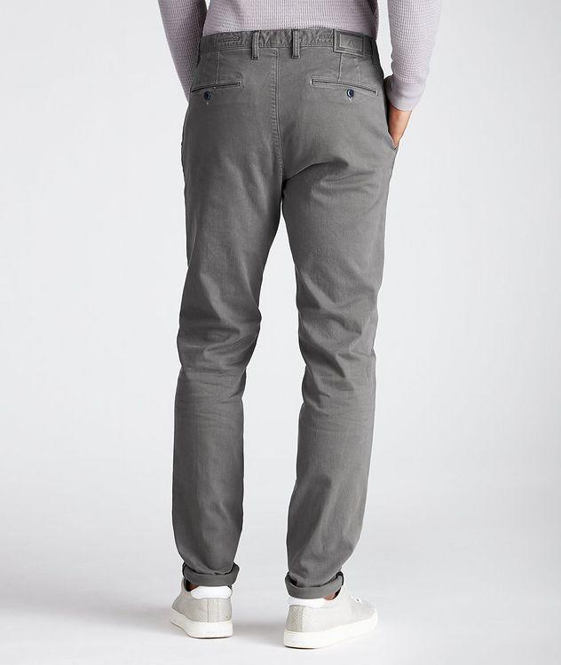 Luxury T400 Slim Fit Pants picture 2