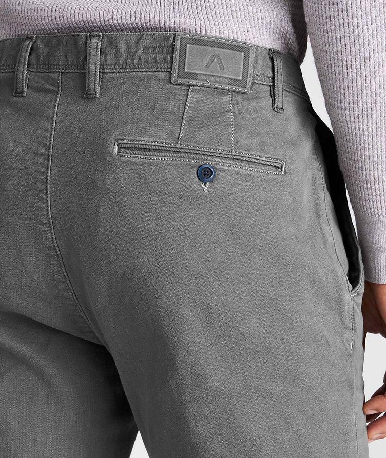 Luxury T400 Slim Fit Pants image 2