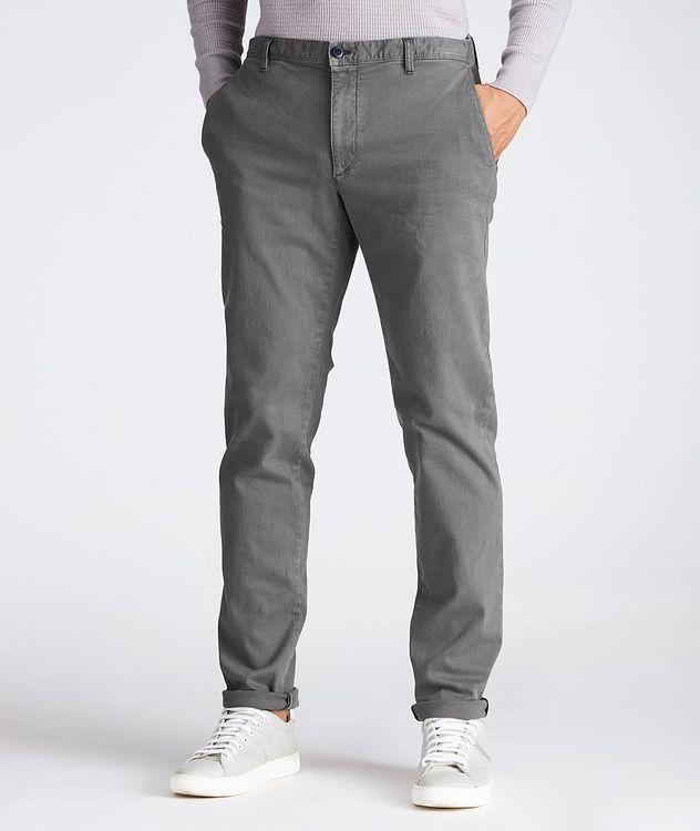 Luxury T400 Slim Fit Pants picture 1
