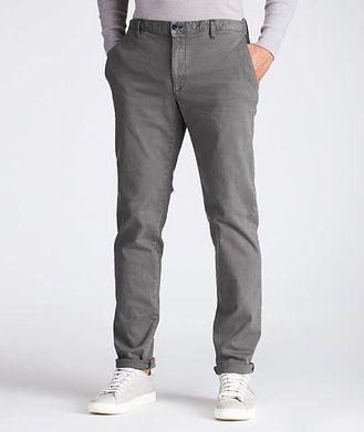 Alberto Luxury T400 Slim Fit Pants
