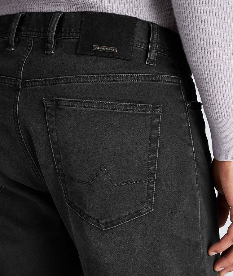 Luxury T400 Straight Fit Jeans image 2