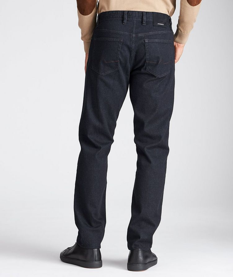 Pipe Luxury T400 Regular Fit Jeans image 1