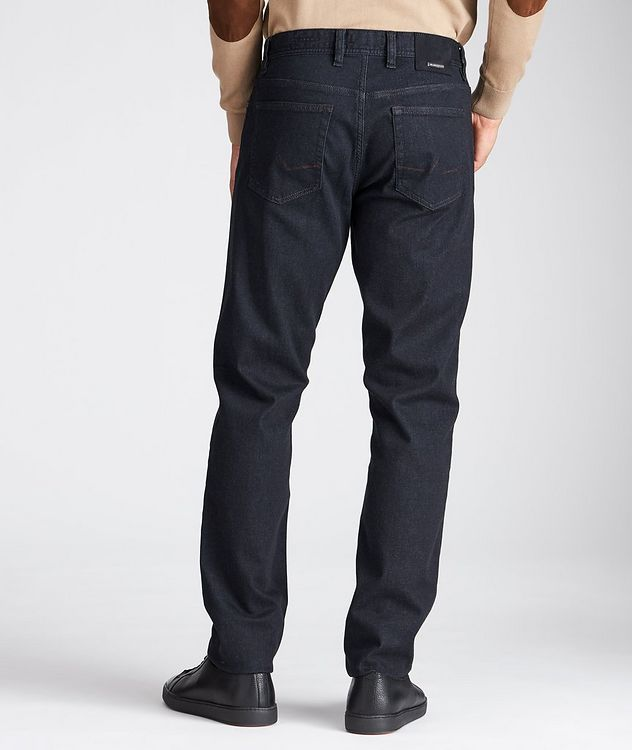 Pipe Luxury T400 Regular Fit Jeans picture 2