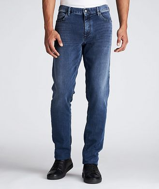 Alberto Cosy Straight Fit Jeans