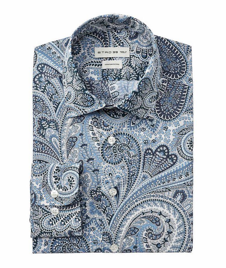 Paisley Cotton Shirt image 0