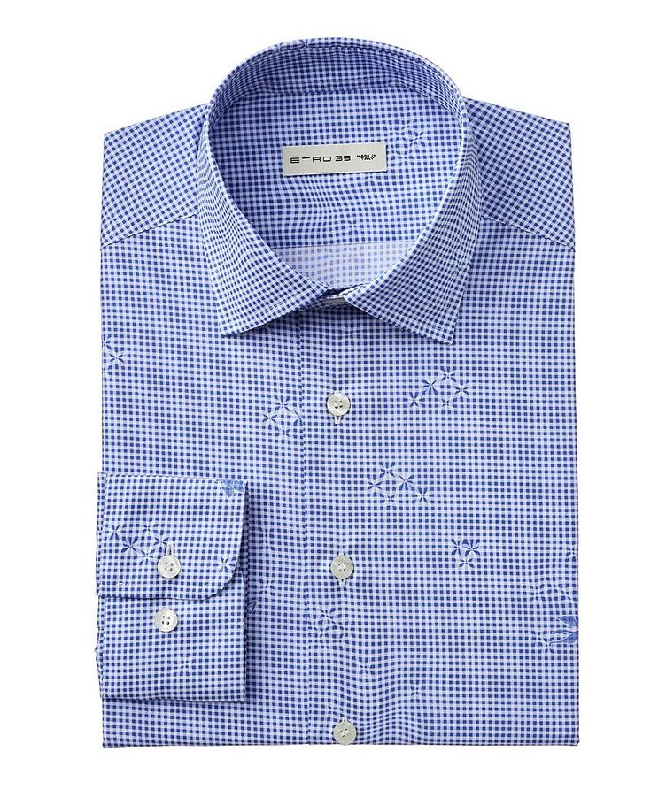 Gingham Cotton Shirt image 0