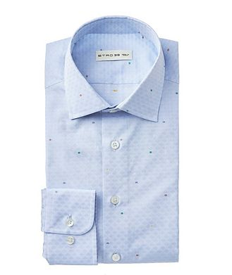 Etro Geometric Cotton Shirt