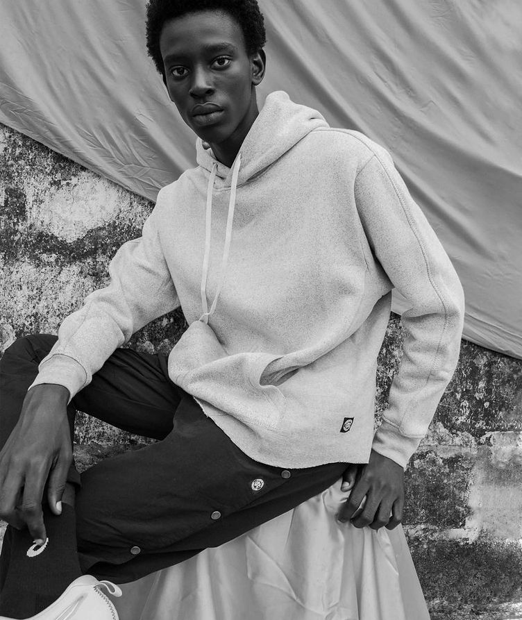 Jide Osifeso Fleece Pullover Hoodie image 2
