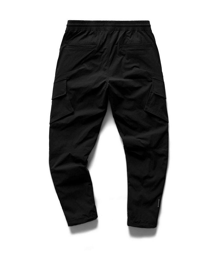 Jide Osifeso Stretch-Nylon Cargo Pants image 1