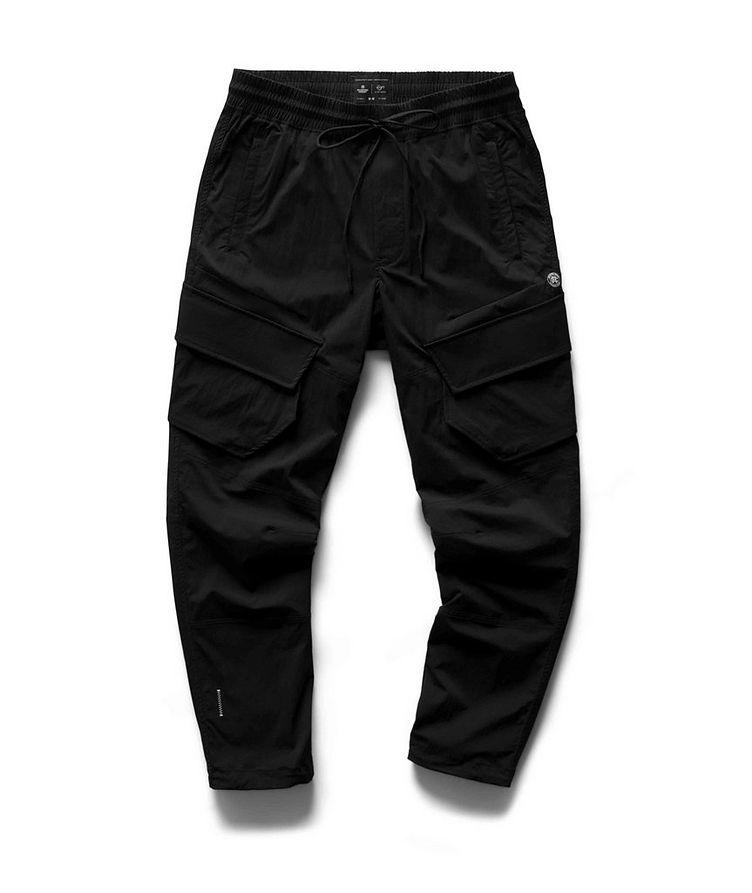 Jide Osifeso Stretch-Nylon Cargo Pants image 0
