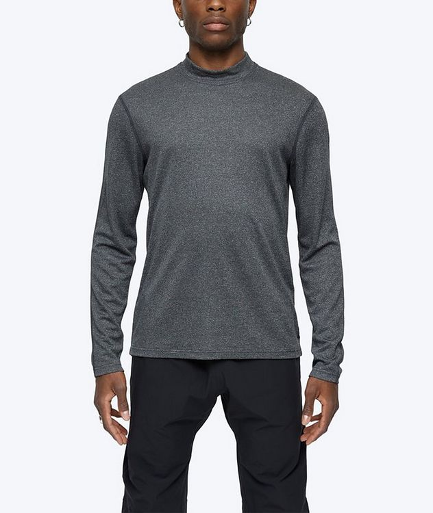 Polartec® Power Wool™ Long-Sleeve T-Shirt picture 3