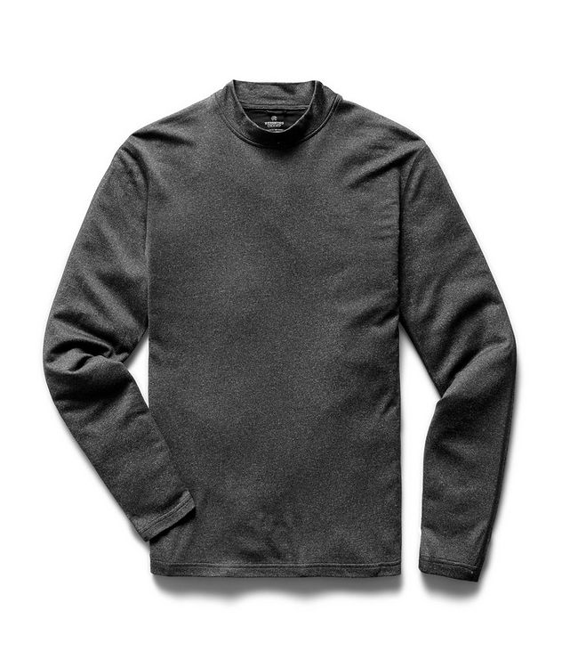 Polartec® Power Wool™ Long-Sleeve T-Shirt picture 1