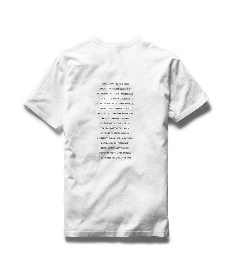T-shirt Truth, collection Mohamed Ali image 1