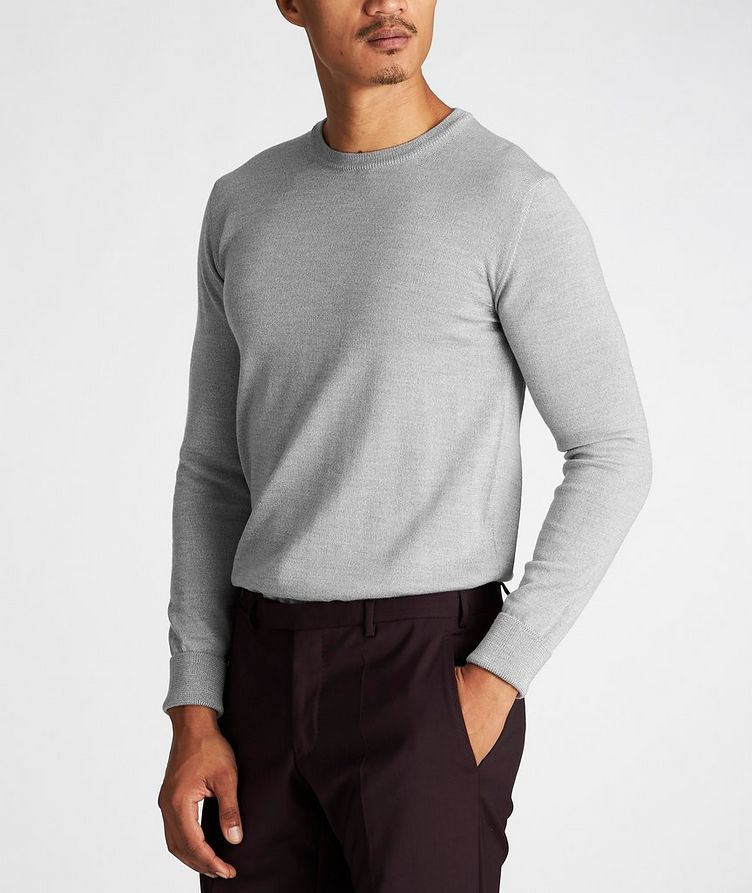Virgin Wool Sweater image 1