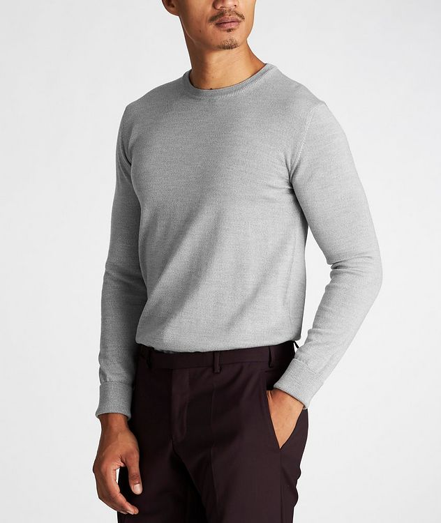 Virgin Wool Sweater picture 2