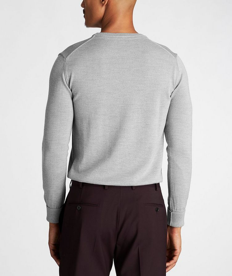 Virgin Wool Sweater image 2