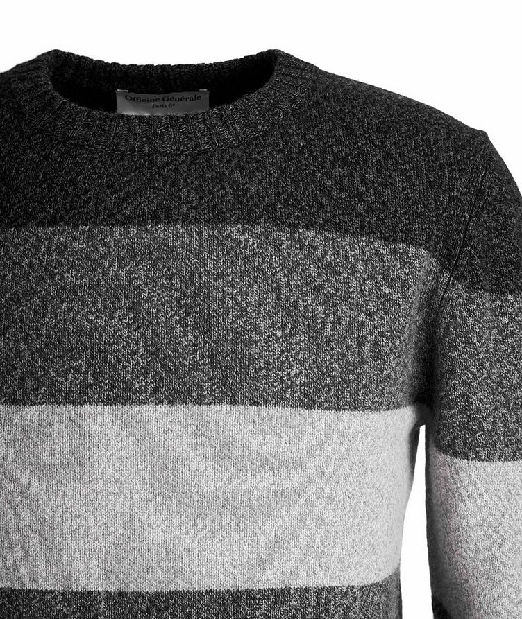 Marco Wool-Cashmere Sweater image 2