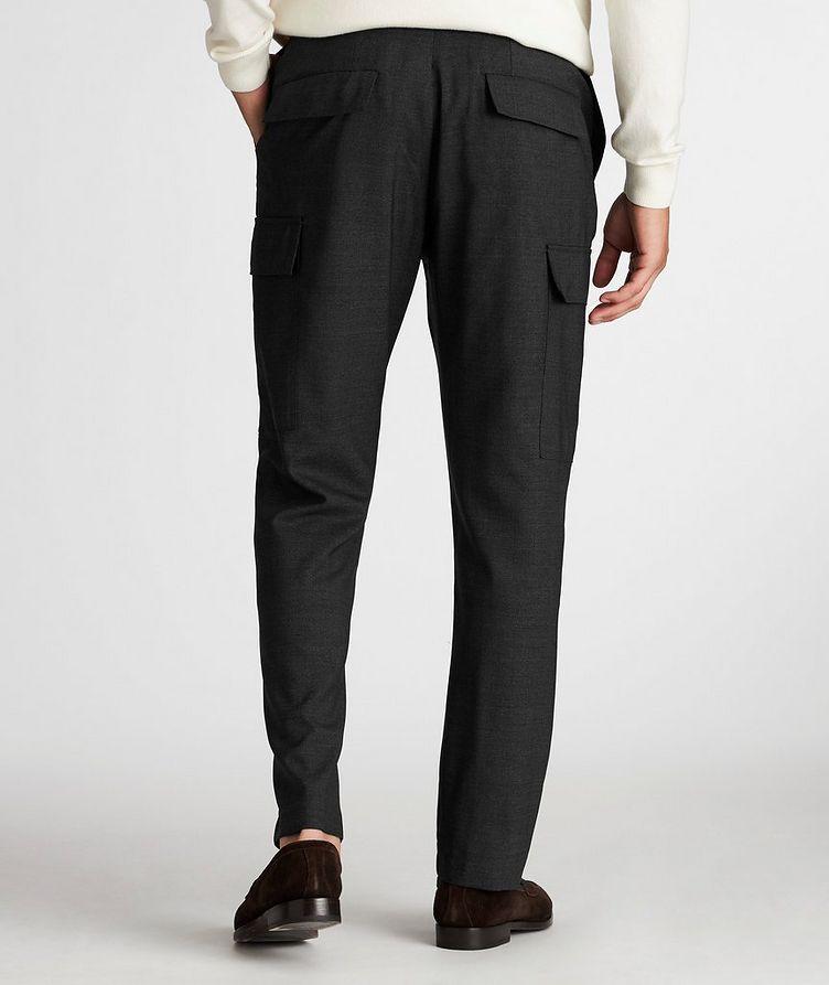 Geron Wool Cargo Pants image 2