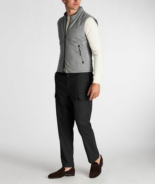 Geron Wool Cargo Pants picture 5