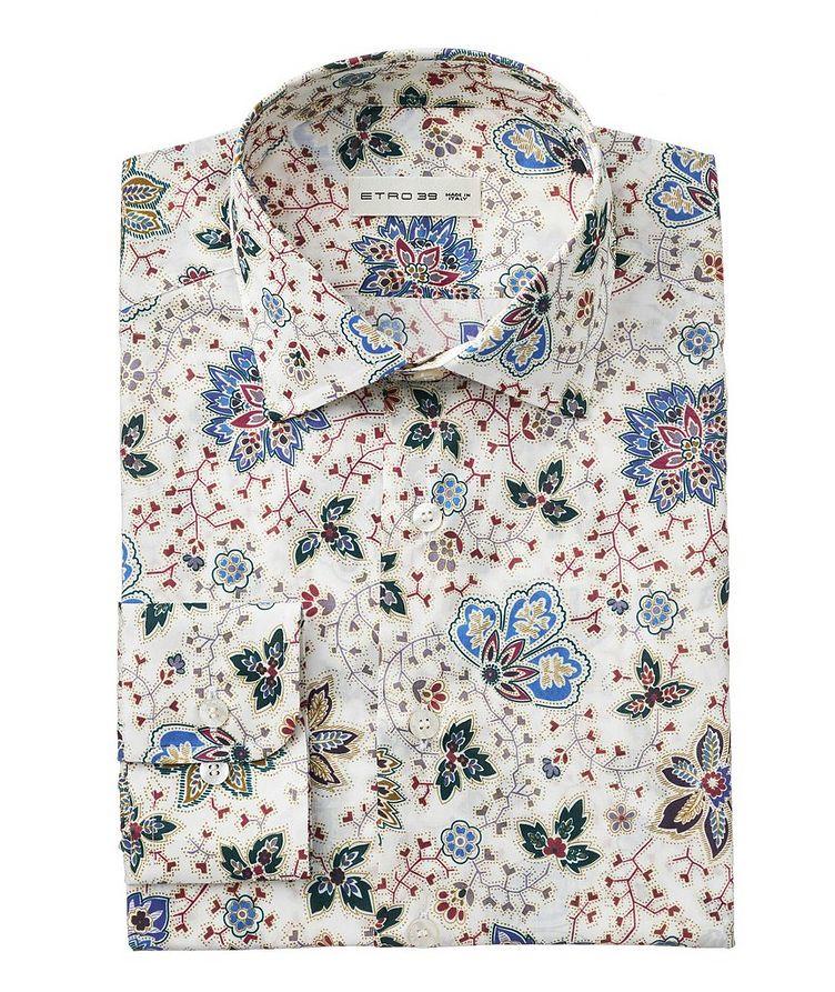 Botanical Cotton Shirt image 0