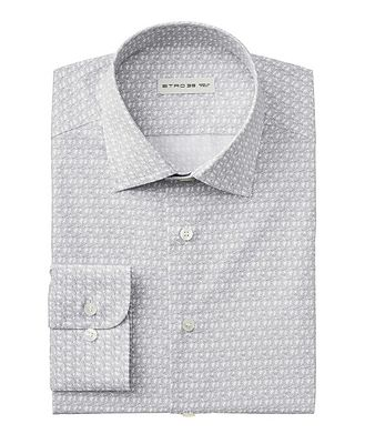 Etro Print Cotton Shirt