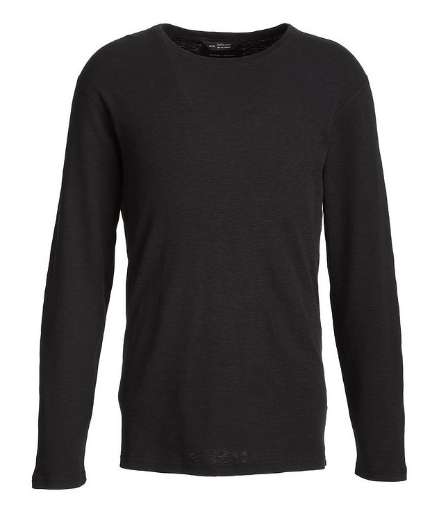 Cotton Long-Sleeve T-Shirt picture 1