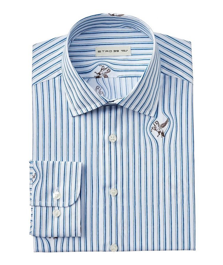 Striped Cotton Shirt image 0