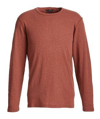 Wings & Horns Cotton Long-Sleeve T-Shirt