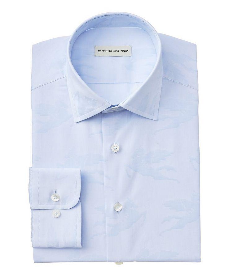 Pegasus-Printed Cotton Shirt image 0