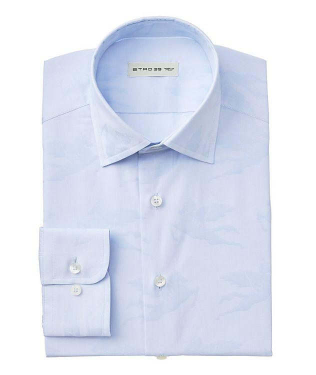 Pegasus-Printed Cotton Shirt picture 1