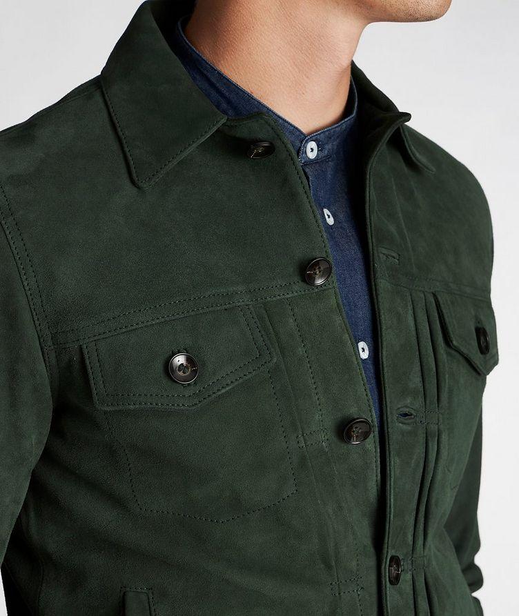 Suede Jacket image 4