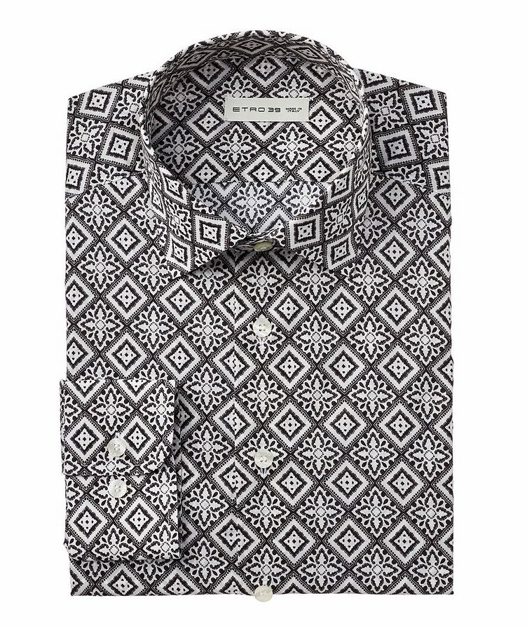 Printed Cotton Shirt image 0