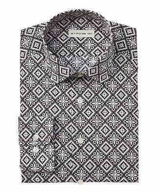 Etro Printed Cotton Shirt