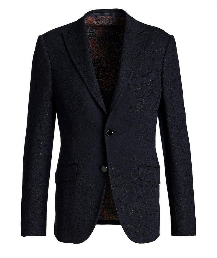 Tonal Paisley Sports Jacket image 0