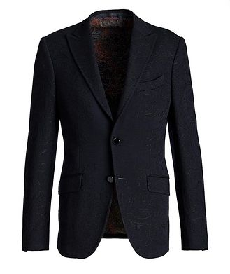Etro Tonal Paisley Sports Jacket