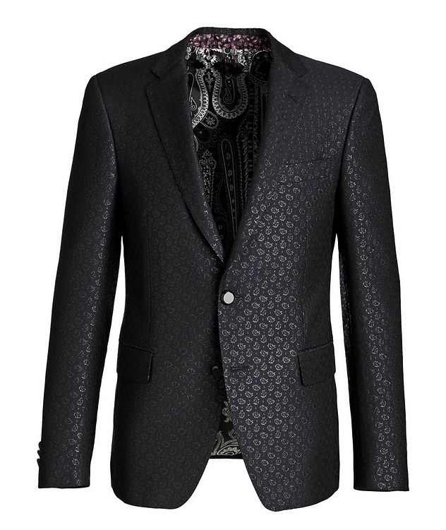 Paisley Print Sports Jacket picture 1