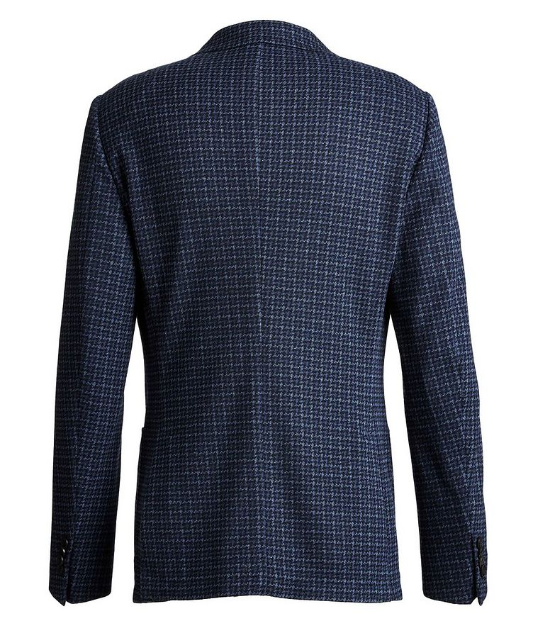 Houndstooth Cotton-Wool Sports Jacket image 1