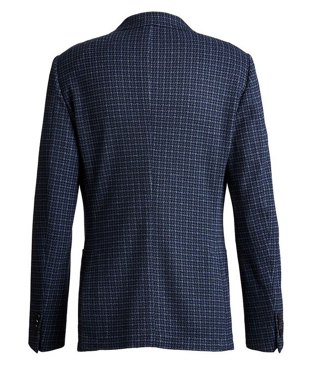 Houndstooth Cotton-Wool Sports Jacket picture 2