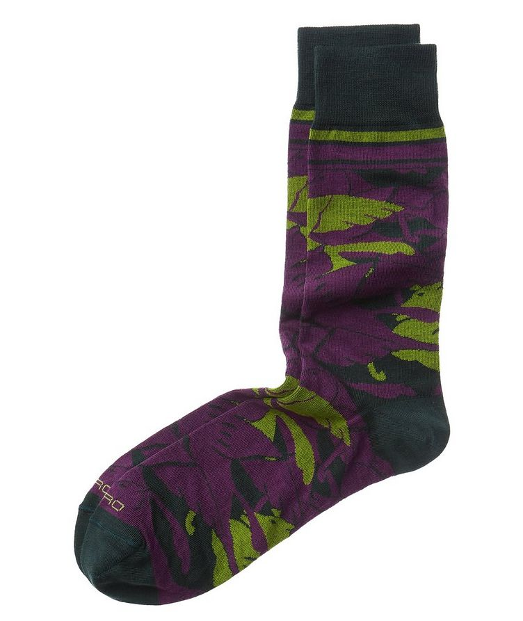 Pegasus Print Socks image 0