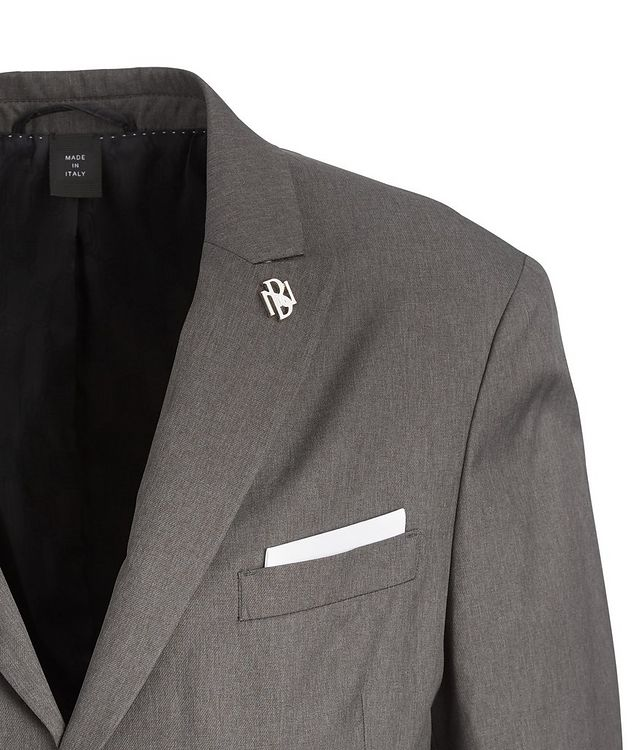 Slim Fit Technical Sports Jacket picture 2
