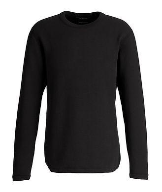 Wings & Horns Long-Sleeve Cotton T-Shirt